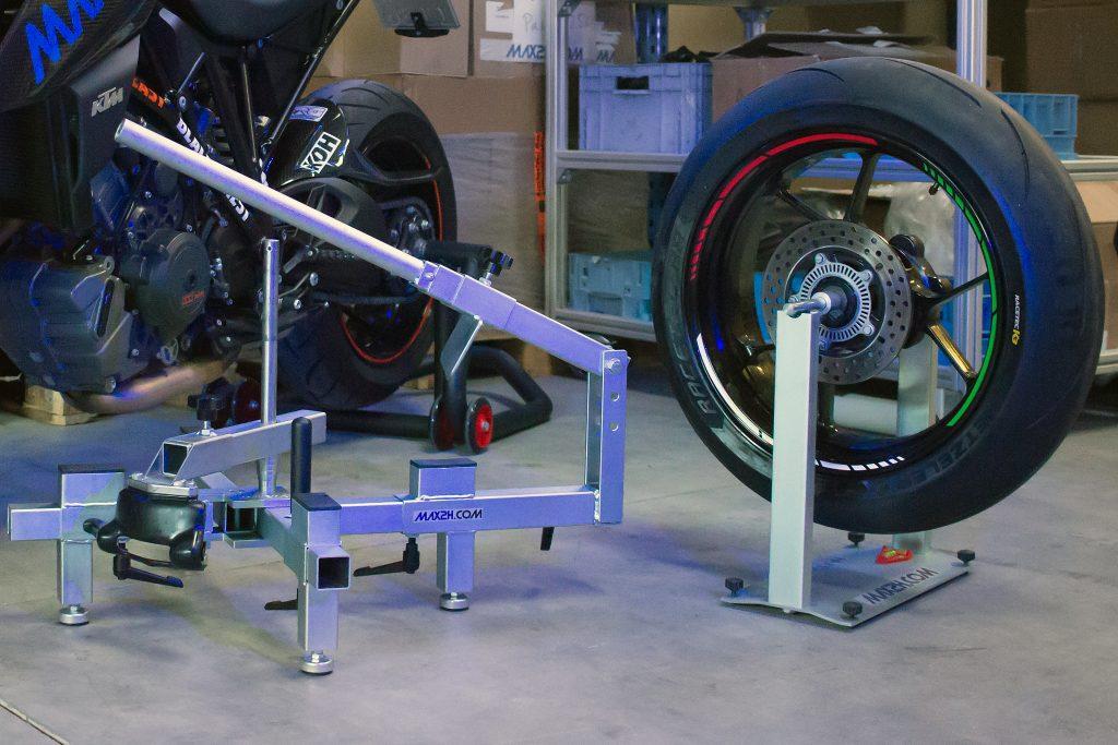 Reifenmontiergerät von max2h