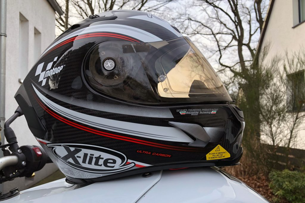 x lite x 803 ultra carbon motorradhelm im test bremspunkt. Black Bedroom Furniture Sets. Home Design Ideas