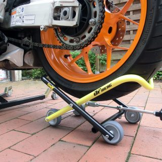 TireX Reifenmontagehilfe