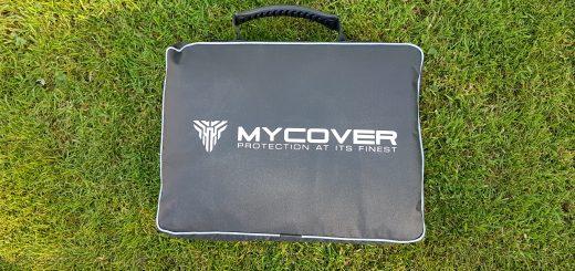 MyCover Premium Outdoor Motorrad Abdeckplane